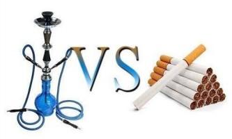 Що шкідливіше: куріння кальяну або сигарет