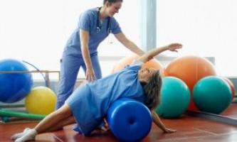Дієві вправи при остеохондрозі