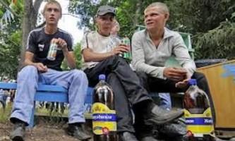 Дитячий алкоголізм в росії