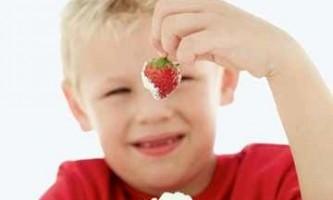 Дієта при діатезі у дитини 2 роки