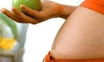 Гемоглобін при вагітності