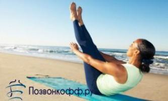 Гімнастика допомагає при грижі поперекового відділу хребта - доведено!