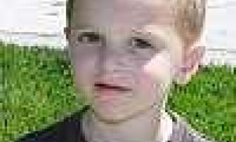 Гучний відрижка у дитини 3 років