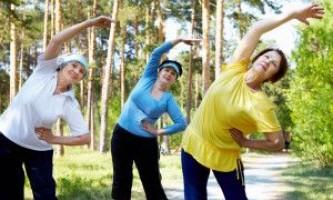 Ефект від вправ при грудному остеохондрозі, правила проведення та протипоказання