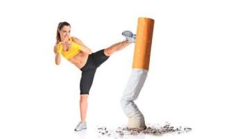 Ефективний спрей від куріння, що викликає огиду до тютюну