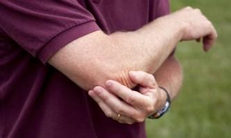 Як бути при переломі суглоба ліктя?