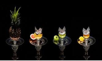 Як зробити кальян на фруктах