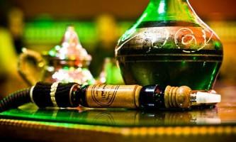 Як зробити кальян на вині