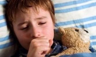 Як вилікувати кашель у дитини без праці