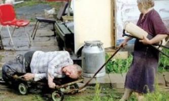 Як жити з чоловіком алкоголіком