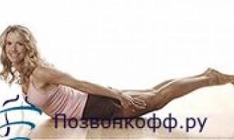Які фізичні вправи ефективні при сколіозі? Комплекс лфк.