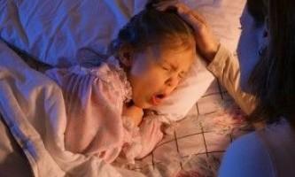Коли можна застосовувати антибіотики для дітей при кашлі