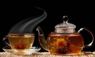 Міцний чай порушує роботу серця