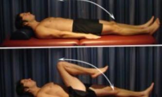 Лікувальна фізкультура при артрозі колінних і тазостегнових суглобів