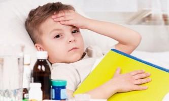 Лікування фарингіту у дітей