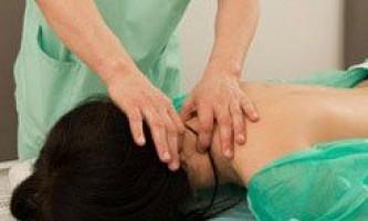 Лікування грижі хребта без операції - способи