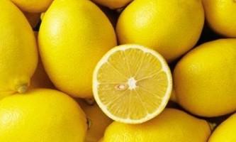 Лимон для обличчя від прищів. Рецепти масок та інших лікарських засобів