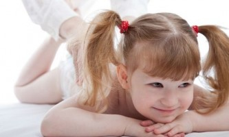 Масаж при бронхіті у дітей - прискорюємо процес одужання!