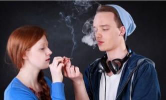 Основні ознаки куріння марихуани