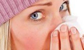 Гостра респіраторно-вірусна інфекція (грві)
