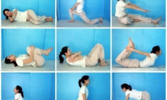 Гімнастика для хребта при грижі: основні правила виконання