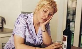 Ознаки жіночого алкоголізму