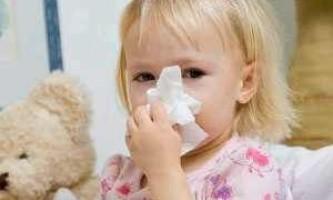 Прозорі соплі тиждень у дитини