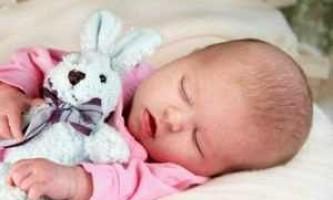 Дитина 5 місяців став неспокійно спати вночі