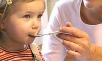 Сироп від алергії для дітей до року