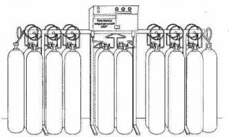 Системи медичного газопостачання