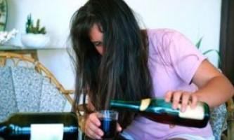 Стадії алкоголізму у жінок