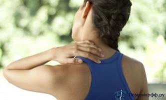Чи варто боятися унковертебральний остеоартрозу шийного відділу хребта?