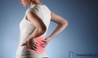 У дитини захворіла спина, як бути?