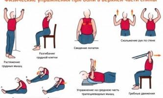 Вправи для спини при грижі хребта: який комплекс вибрати
