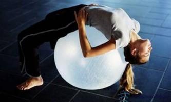 Вправи від болів в спині допомагають краще таблеток!