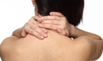 Види і техніка масажу при шийному остеохондрозі