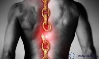 Захворіла грудна клітка і спина, чи варто турбуватися?